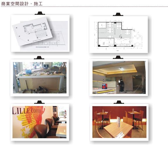 開店規劃、店面設計