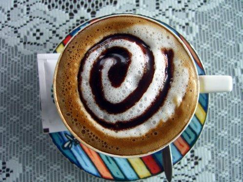義式摩卡咖啡 (Espresso Mocha)