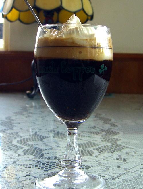 愛爾蘭咖啡 (Irish Coffee)