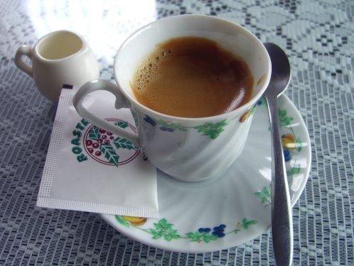 義式濃縮咖啡(Espresso Coffee)