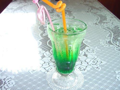 薄荷蘇打(Mint Soda)