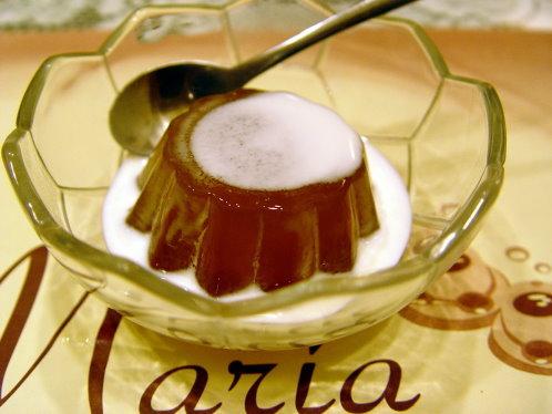 瑪利亞咖啡書屋-簡餐-附餐-[茶凍(Tea Jelly)]