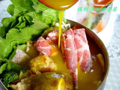 豬肉南瓜火鍋 (Pork Squash Pot)