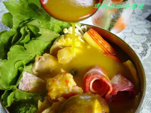 牛肉南瓜火鍋 (Beef Squash Pot)