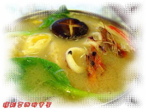 日式味增火鍋-中興新村美食-瑪利亞咖啡書屋