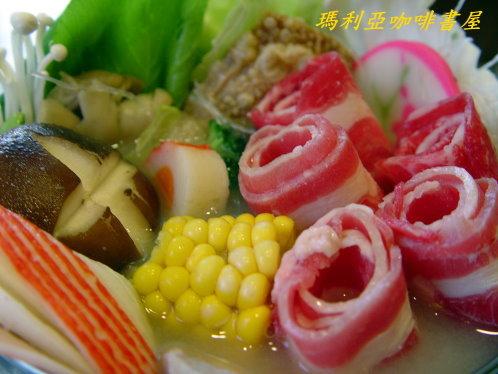 牛肉日式味增火鍋 (Beef Miso Pot)