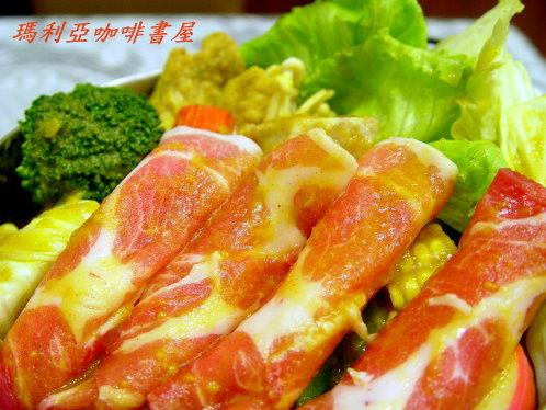 豬肉咖哩火鍋 (Pork Curry Pot)