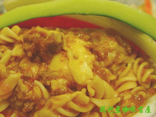 義大利肉醬焗烤麵 (Italian Spaghetti Parta)